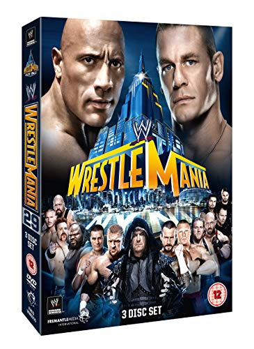 WWE: WrestleMania 29