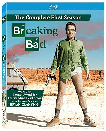 Breaking Bad - Season 1 (Blu-ray + UV Copy)