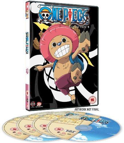 One Piece (Uncut) Collection 4 (Episodes 79-103)   [DVD