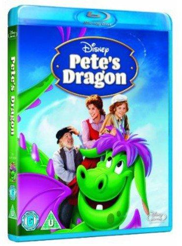Pete's Dragon (1977) BD