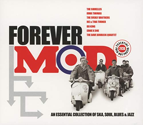 Various Artists - Forever Mod: An Essential Collection of Ska, Soul, Blues & Jazz By Various Artists