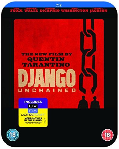 Django Unchained - Limited Edition Steelbook (Blu-ray + UV Copy)