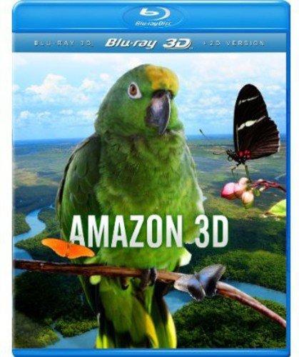 Amazon 3D (Blu-ray 3D + Blu Ray)