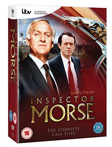 Inspector Morse: Series 1-12