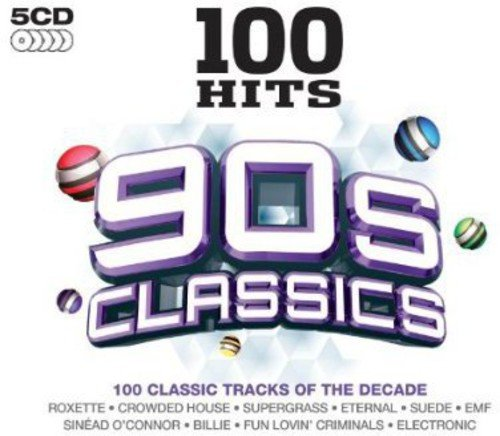 Various Artists - 100 Hits - 90S Classics By Various Artists