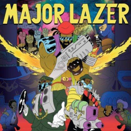 Major Lazer - Free The Universe By Major Lazer