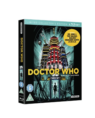 Doctor Who - Daleks Limited Collector's Edition (2-Film Set)