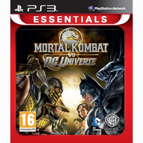 Mortal Kombat Vs DC Universe Essentials (PS3)