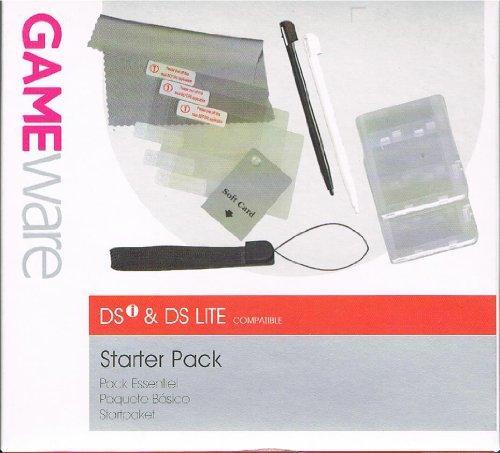 Starter Pack for DSi & DS Lite