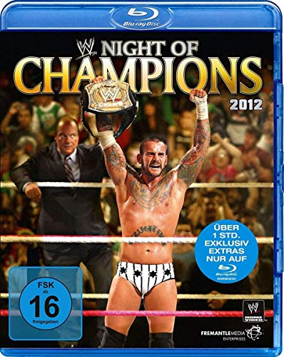 Night of Champions 2012