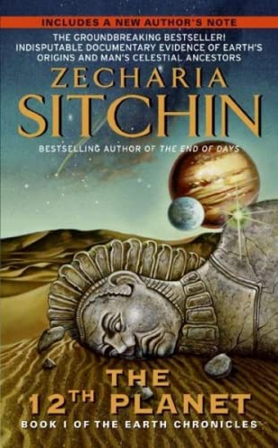The 12th Planet By Z Sitchin