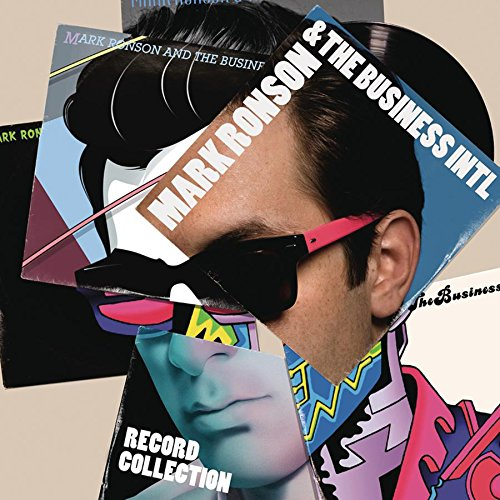 Mark Ronson & The Business Intl - Record Collection By Mark Ronson & The Business Intl
