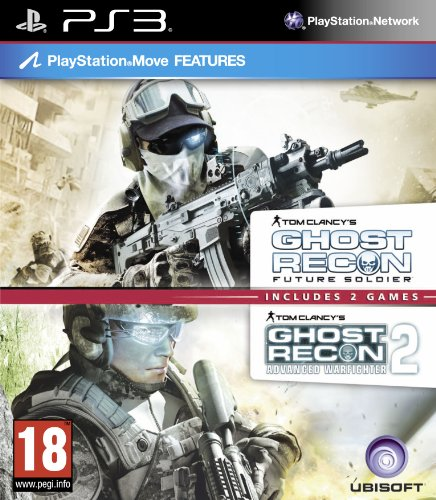 Tom Clancy's Ghost Recon Double Pack - Includes Ghost Recon Future Soldier & Advanced Warfighter 2 (
