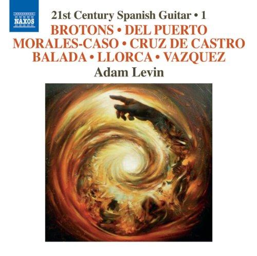 Adam Levin - Various: 21st Century Spanish Guitar