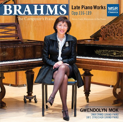 J. Brahms - Late Piano Works By J. Brahms