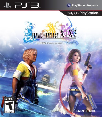 Ps3 - Final Fantasy X & X-2 Remaster