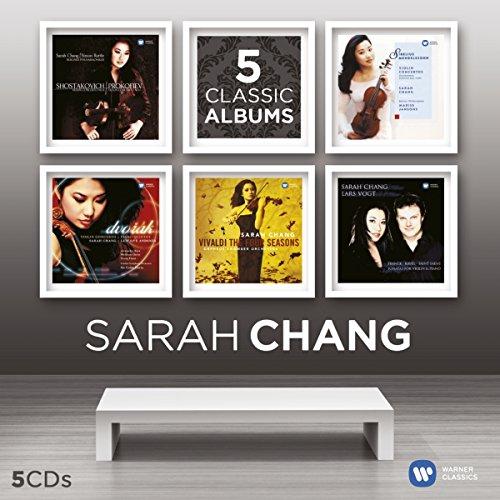 5 Classic Albums - Sarah Chang By Sarah Chang