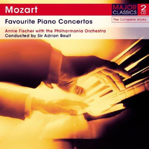 Mozart - Mozart: Favourite Piano Concertos