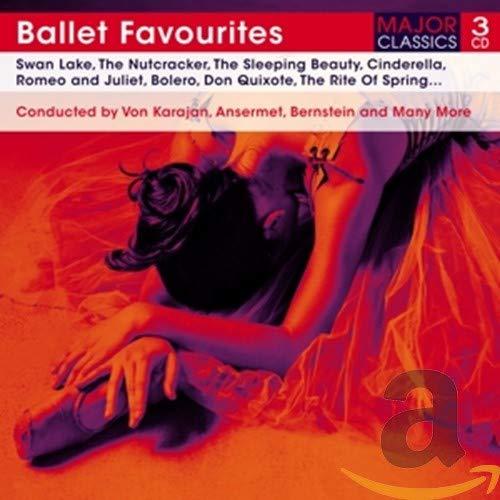 Various Artists - Ballet Favourites Conducted By Von Karajan, Ansermet...
