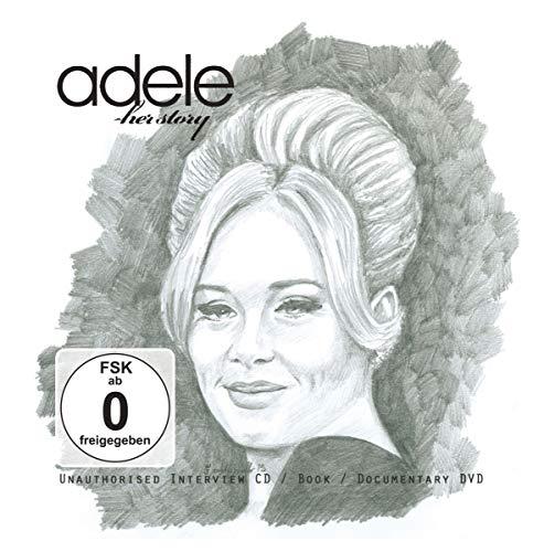 Adele - Her Story (CD + DVD)
