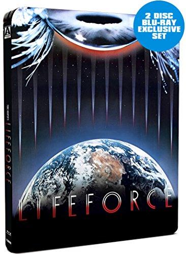 Lifeforce Blu-ray