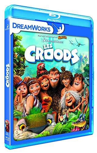 Les Croods - Combo Blu-ray + DVD