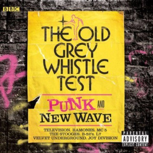 Various Artists - The Old Grey Whistle Test: Punk and New Wave