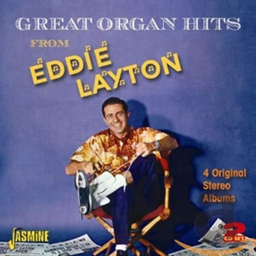 Eddie Layton - Great Organ Hits