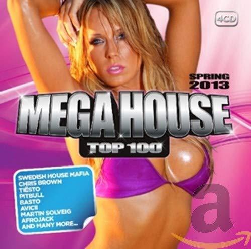Various Artists - Mega House Top 100 Spring