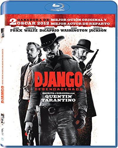Django Desencadenado (Blu-Ray) (Import) (2013) Jamie Foxx; Christoph Waltz;