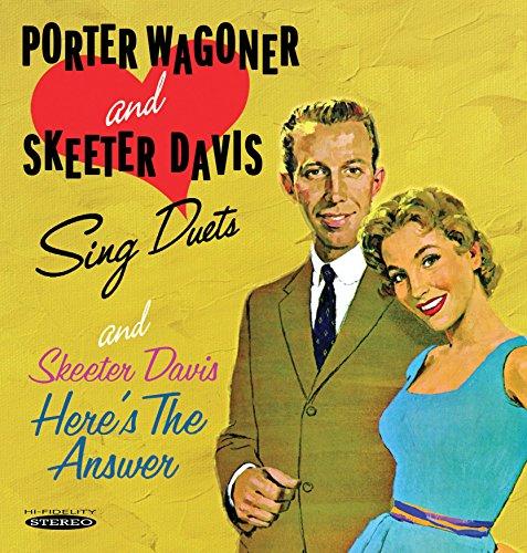 Skeeter Davis - Sing Duets / Here's the Answer By Skeeter Davis