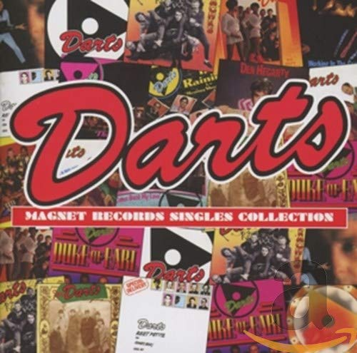 Darts - Magnet Records Singles Collection By Darts