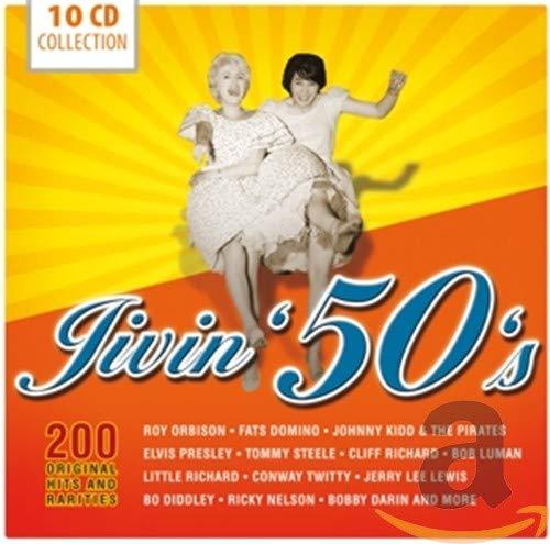 Cliff Richard - Jivin' 50's - 200 Original Hits and Rarities