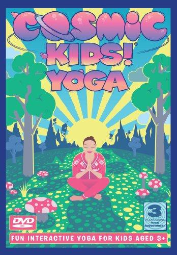 Cosmic Kids Yoga DVD   Series 1   Let the Fun Begin