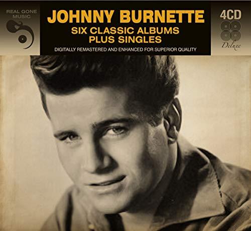 6 Classic Albums Plus Singles  Johnny Burnette