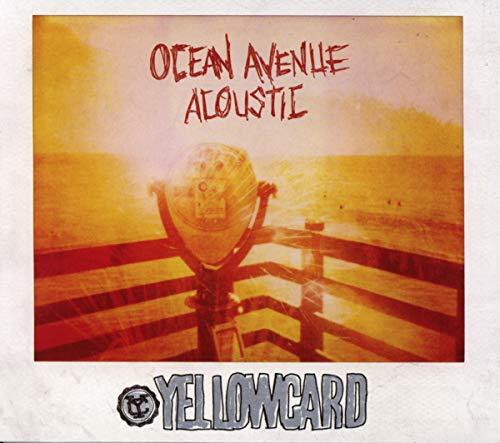 Yellowcard - Ocean Avenue Acoustic By Yellowcard