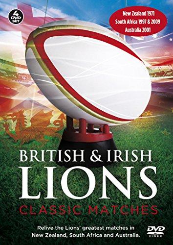 British & Irish Lions Classic Matches