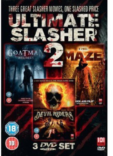Ultimate Slasher Box Set II