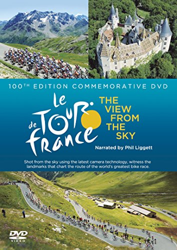 Tour De France: The View From The Sky