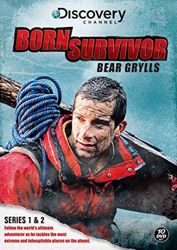 Bear Grylls: Born Survivor - Complete Season One And Two