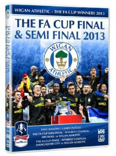Wigan Athletic FA Cup Final & Semi Final 2013