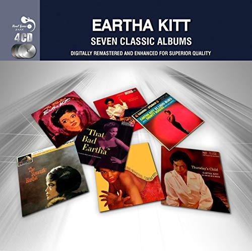 Eartha Kitt - 7 Classic Albums  Eartha Kitt