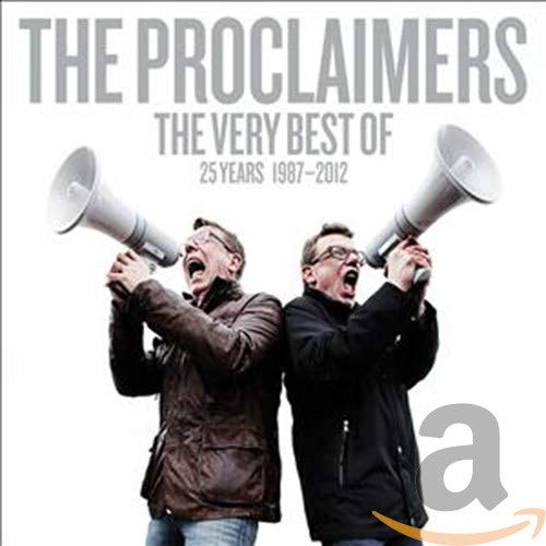 The Very Best Of: 25 Years 1987-2012 By The Proclaimers
