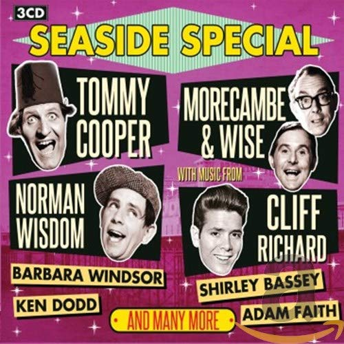 Tommy Cooper - Seaside Special By Tommy Cooper