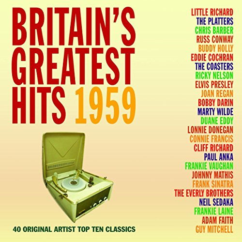 Britain's Greatest Hits 1959 By Various Artists
