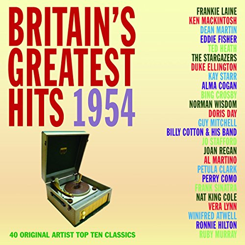 Various Artists - Britain's Greatest Hits 1954 By Various Artists