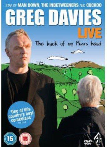 Greg Davies: The Back of My Mum's Head