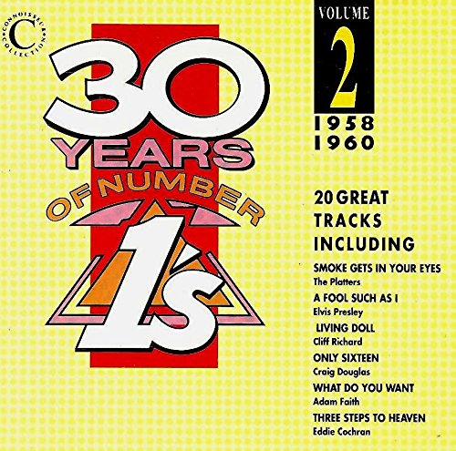 Various Artists - 30 Years of Number Ones, Volume 2