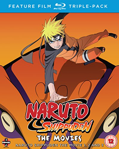 Naruto - Shippuden: Movie Trilogy