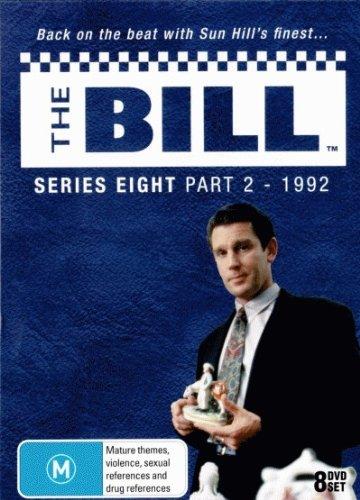 The Bill (ITV Drama) - Series 8 part 2 (DVD) 1992